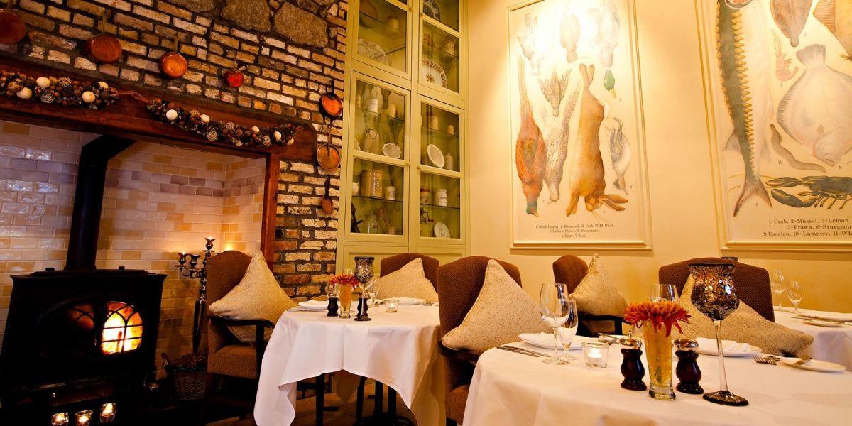 Restaurants In Ballina | The Kitchen Restaurant Mayo