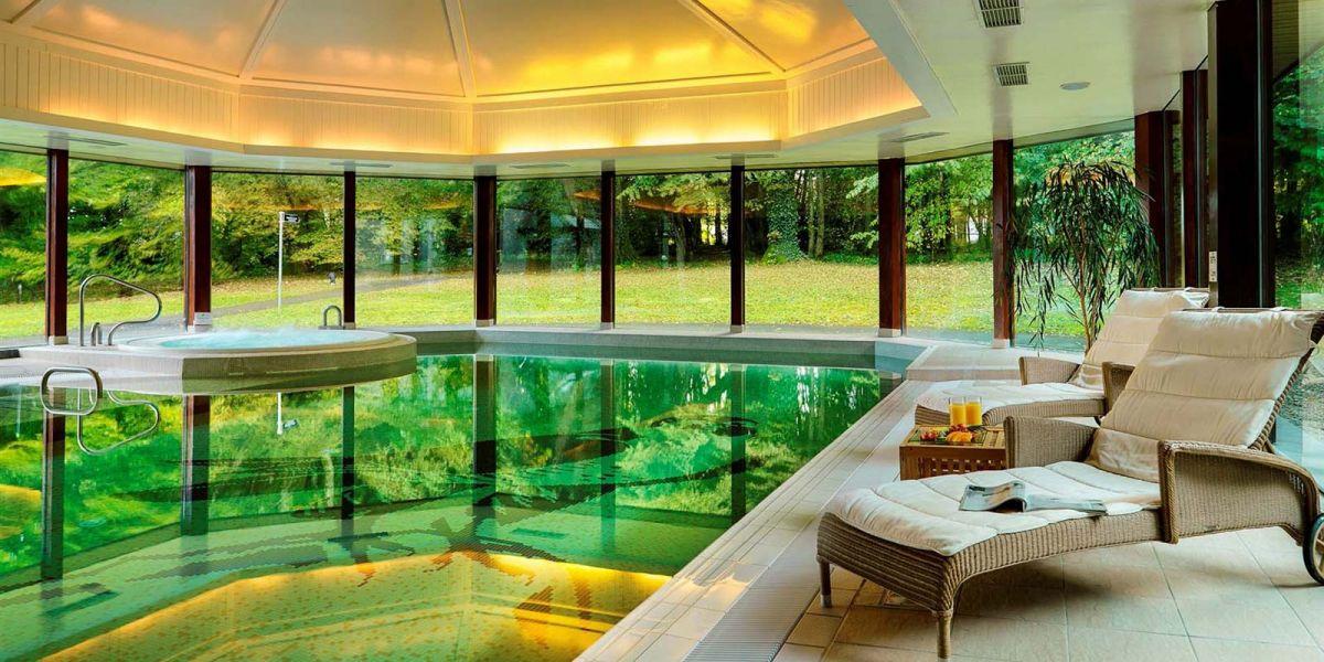 Spa Hotels Mayo Spa Hotels Ireland Mount Falcon Estate