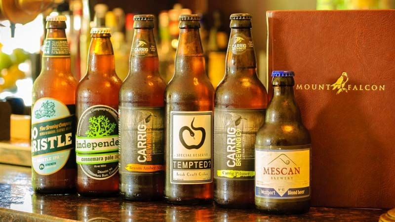 Irish Craft Beer Tasting