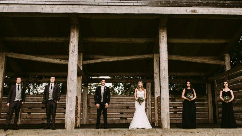 Weddings at Mount Falcon Estate