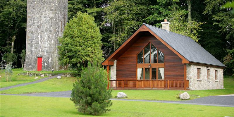 family hotels in ireland self catering lodges