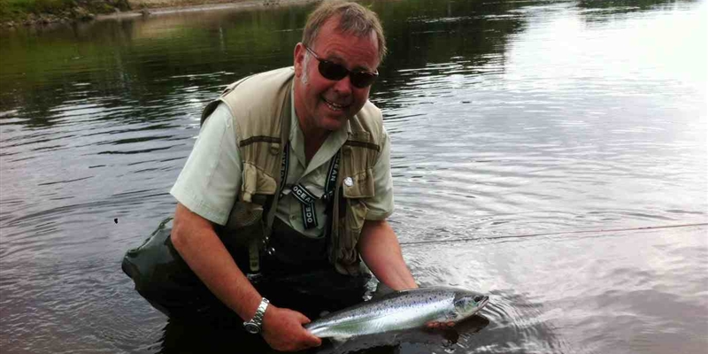 Week Commencing 3rd August 2015 - Fishery Report - Best Week of the year to date.